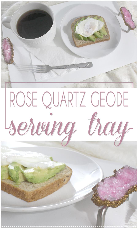 rose-quartz-geode-serving-tray