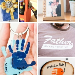 Father's Day Gift Ideas You Can DIY!