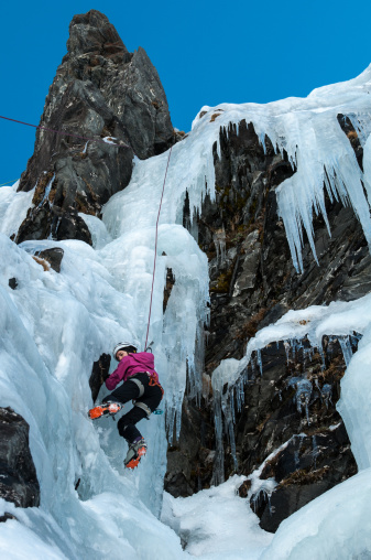 Ice climbing is hoping to launch a bid to join the Winter Olympics programme ©Getty Images