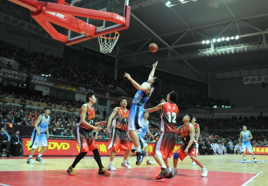 Chinese Basketball Association secures three-year ...