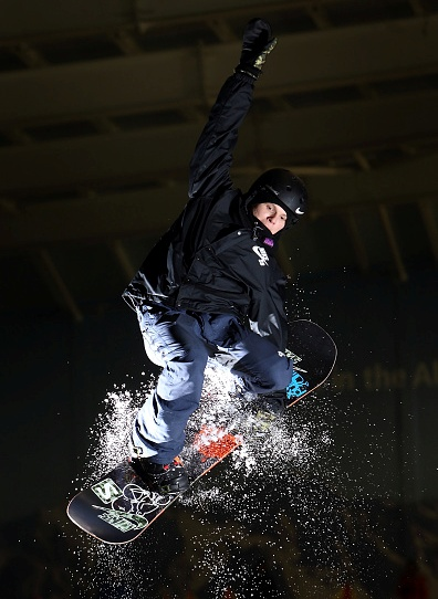 Snow sports enjoying boom in Britain since Sochi 2014