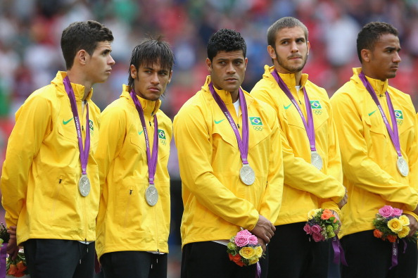 Neymar hopes to fire Brazil to first Olympic football gold ...