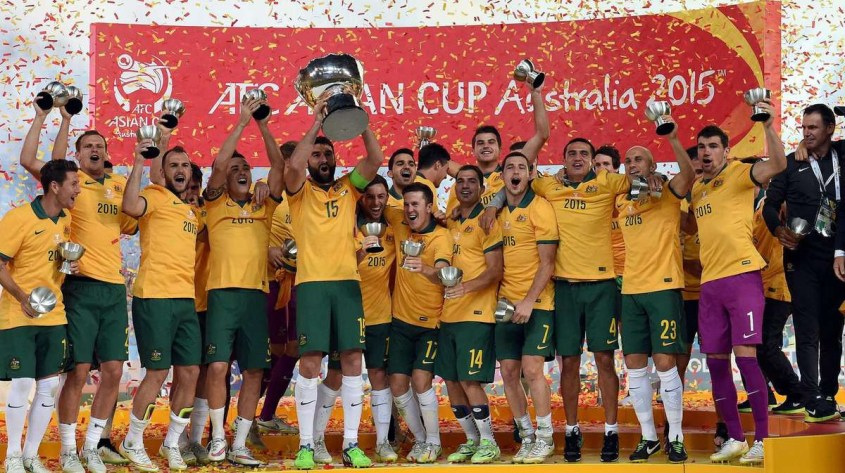 Australia are already members of the Asian Football Confederation, hosting and winning the Asian Cup in 2015 ©Getty Images
