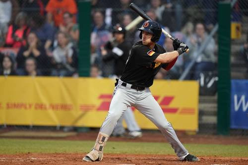 Hosts Germany have been knocked out of the European Baseball Championship ©Baseball-em.de