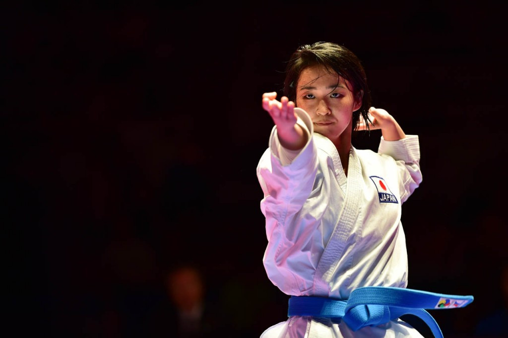In Pictures Karate1 Premier League Finale Day One Of