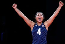 LOCAL ALUMNI:  Two former Griffins named to US Olympic teams