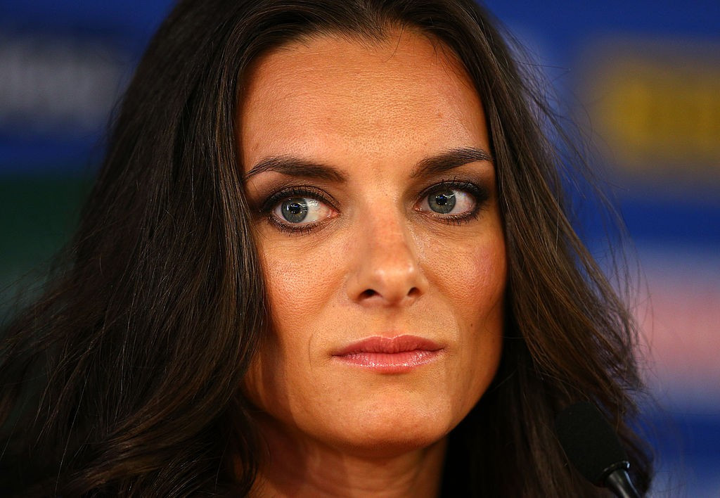 Isinbayeva Demands The Truth From Coe Over Russian Ban