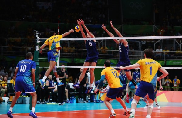 Brazil end Rio 2016 in style as men's volleyball team beat ...