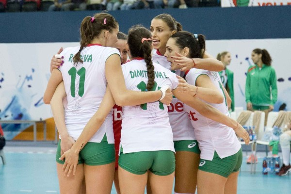 Bulgaria clinch thrilling victory at Women's European ...