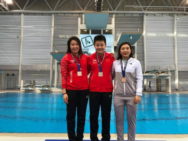 North Korean duo beat South Korea to gold at FINA Diving ...