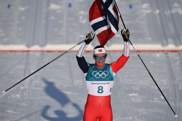 Bjørgen secures eighth Winter Olympic gold medal to ensure ...