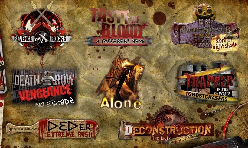 Busch Gardens Howl O Scream 2010 Reveals Details On New Scare Zones Shows And Haunted Houses