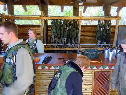 Wild Africa Trek vests