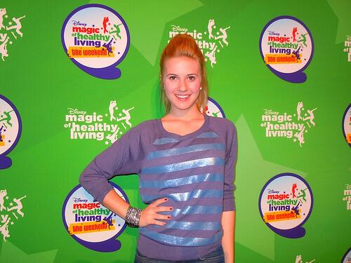 Caroline Sunshine - Disney Magic of Healthy Living - The Weekend