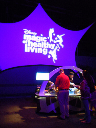 Disney Magic of Healthy Living - The Weekend