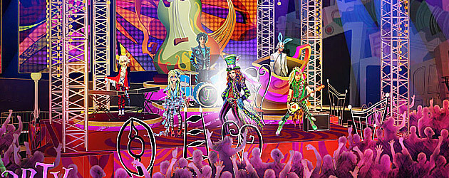 "Disneyland to debut Mad T Party inspired by Tim Burton's ""Alice in Wonderland"", replacing ElecTRONica at Disney California Adventure"