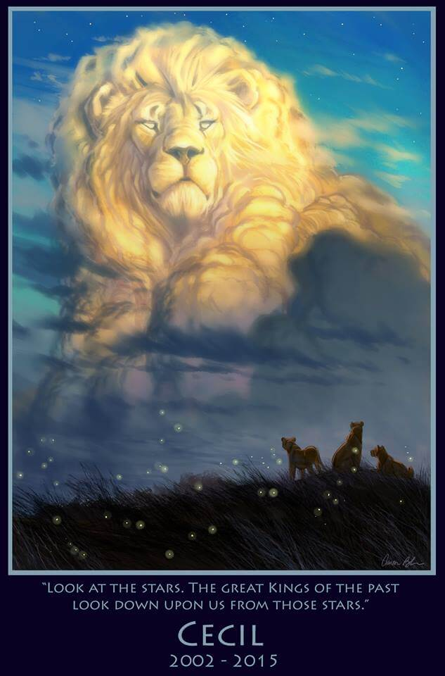 aaron-blaise-cecil-the-lion-king