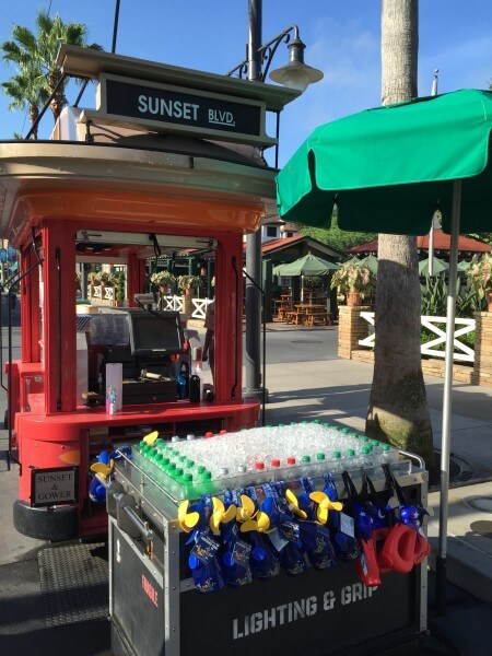Snack Stand at Hollywood Studios