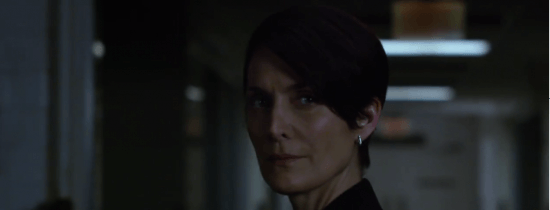 Carrie Anne Moss Still