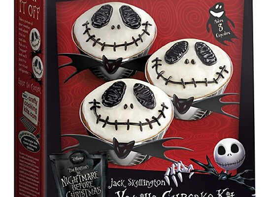 nightmare before christmas gingerbread house kit - Nightmare Before Christmas Gingerbread House