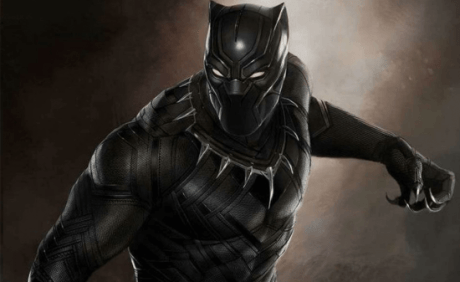 Black Panther Concept Art