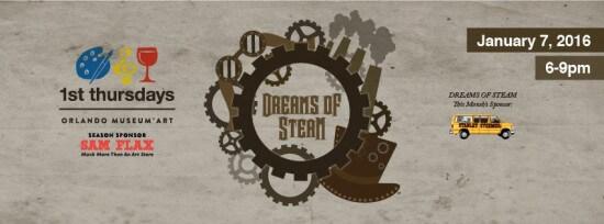 Dreams of Steam