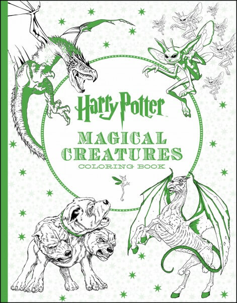 Cover_HP MagicalCreaturesColoringBook