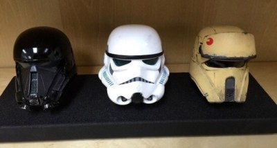 Rogue One Helmets Star Wars