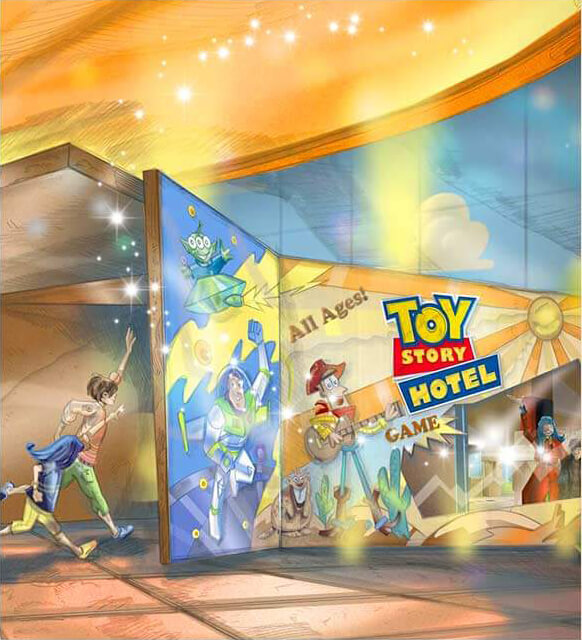 PHOTOS: New concept art released of \'Disney Town, Shanghai\' and ...