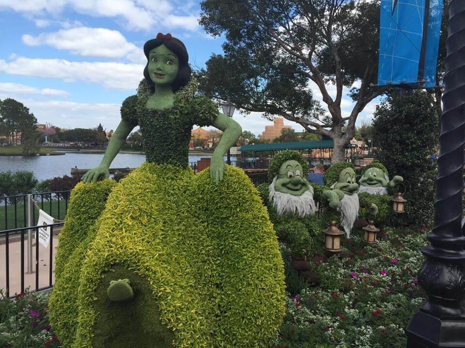 PHOTOS: Disney Tidbits Epcot - Flower and Garden Festival ...