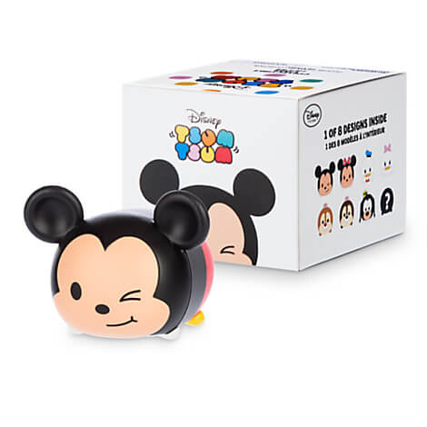 New Mickey Mouse And Friends Tsum Tsum Vinyl Figures