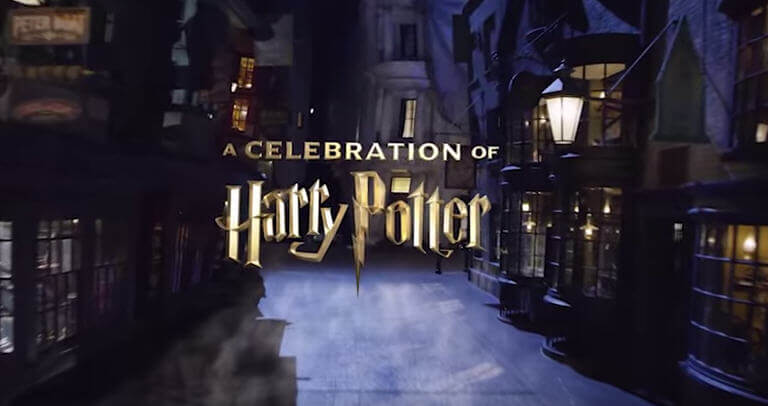 Image result for harry potter celebration