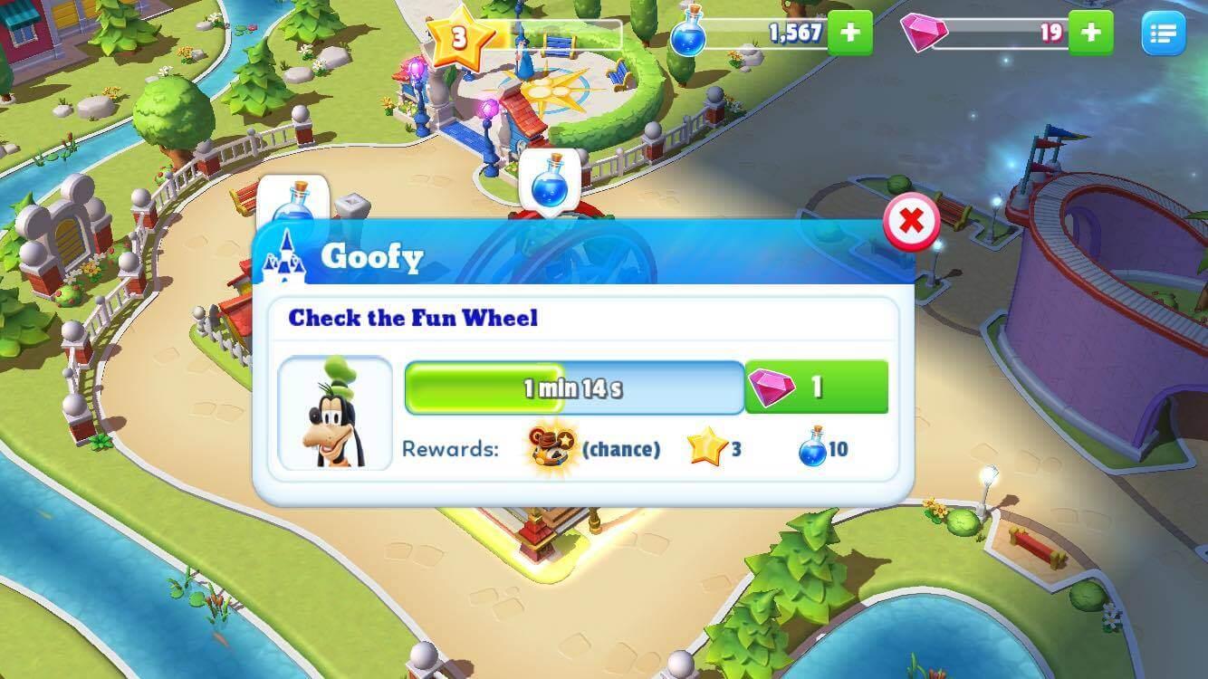 Review: Disney Magic Kingdoms mobile game brings the world ...