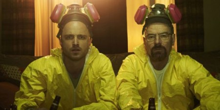 Breaking Bad Jesse and Walt
