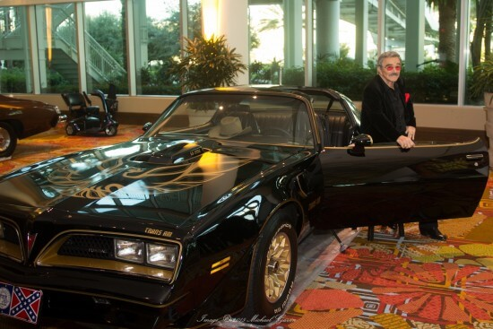 Burt Reynolds and TransAm