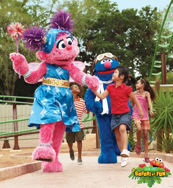 Sesame Street Kids Weekends_Abby and Grover