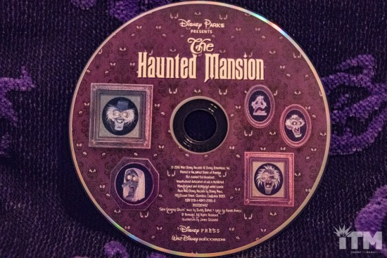 Disney Parks Presents the Haunted Mansion-3