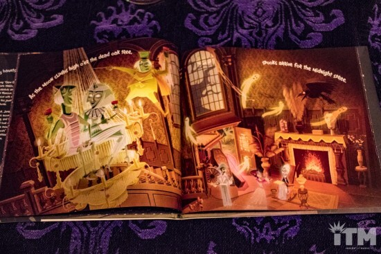 Disney Parks Presents the Haunted Mansion-4