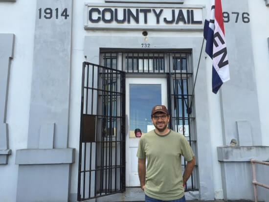 """The jail was the shooting location for the entire opening scene of """"The Goonies"""""""