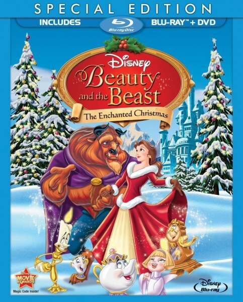 61r04qmzl6l_sl500_aa300_ - Disney Beauty And The Beast Christmas Decorations