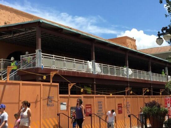 Muppet Courtyard Construction 3