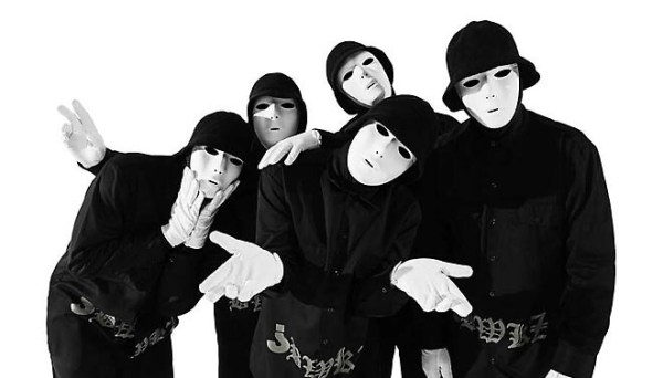 VIDEO: Hip Hop Dance Crew Jabbawockeez return to Halloween ...