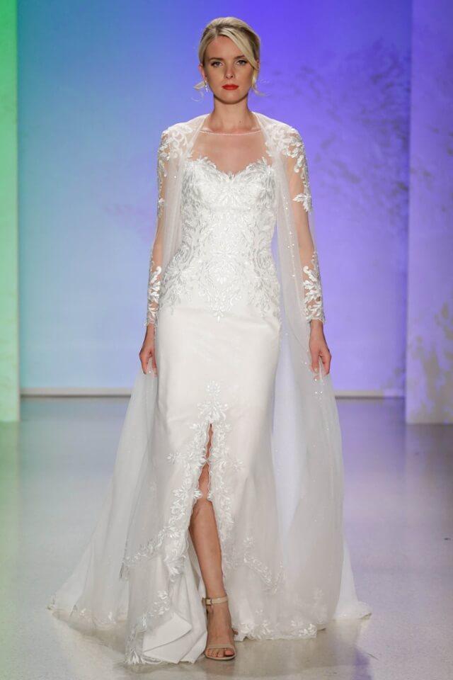 Alfred Angelo debuts new Disney Princess wedding dress collection ...