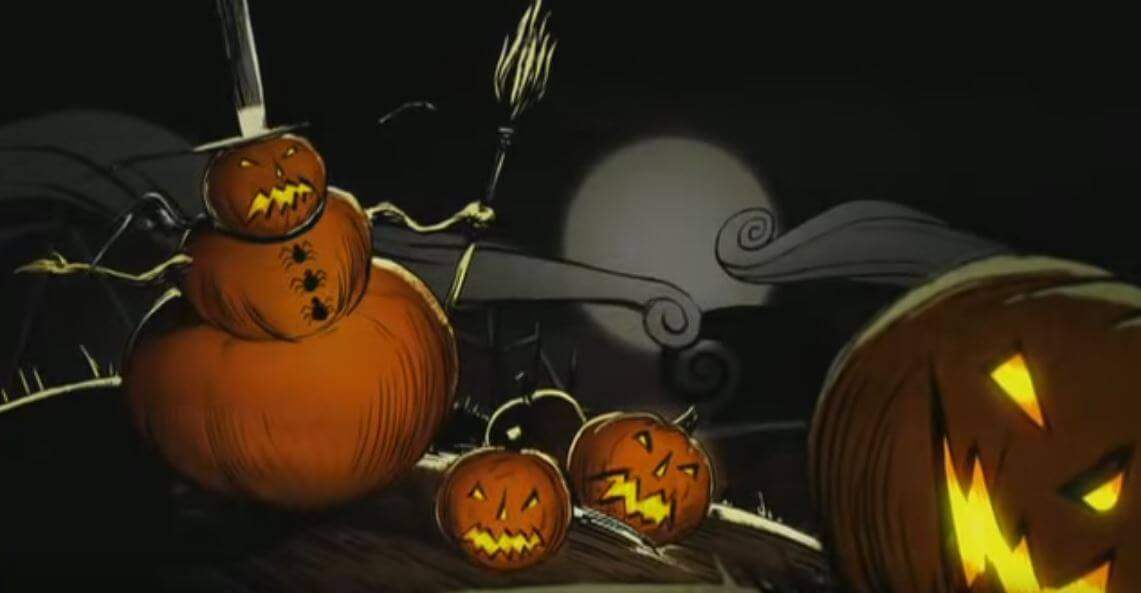 this halloweenchristmas crossover classic has thrilled and delighted audiences since its theatrical release on october 15 1993 in limited release - The Nightmare Before Christmas This Is Halloween
