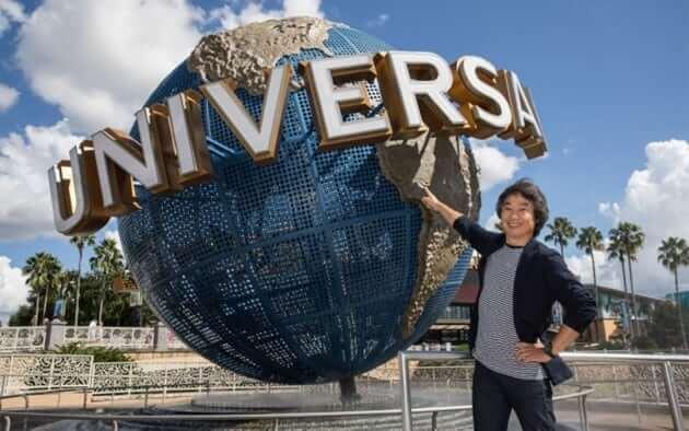 Nintendo's Shigeru Miyamoto