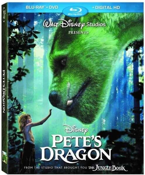 petes dragon 2016 blu ray