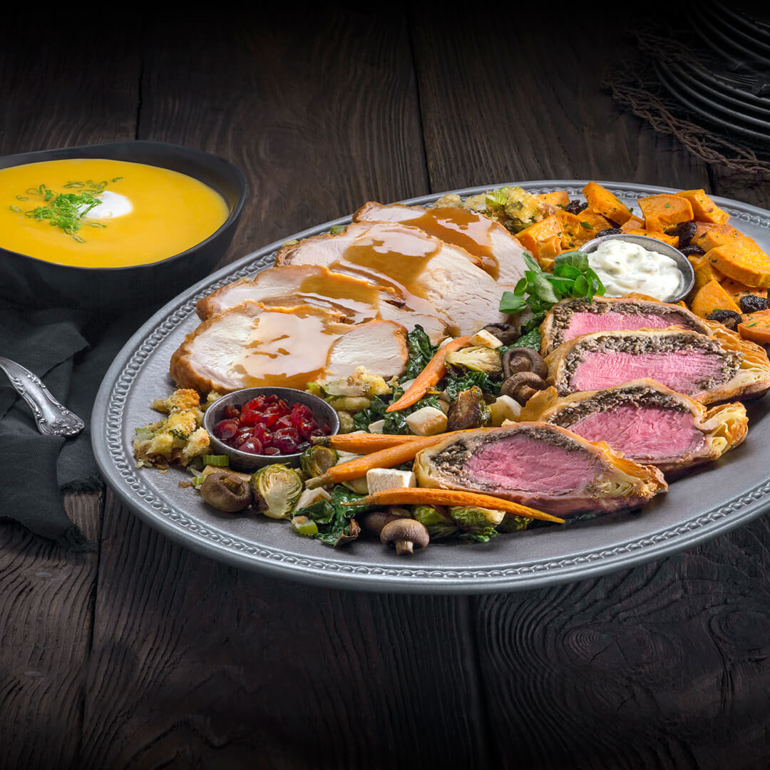 New Holiday Feast offered in The Wizarding World of Harry Potter at