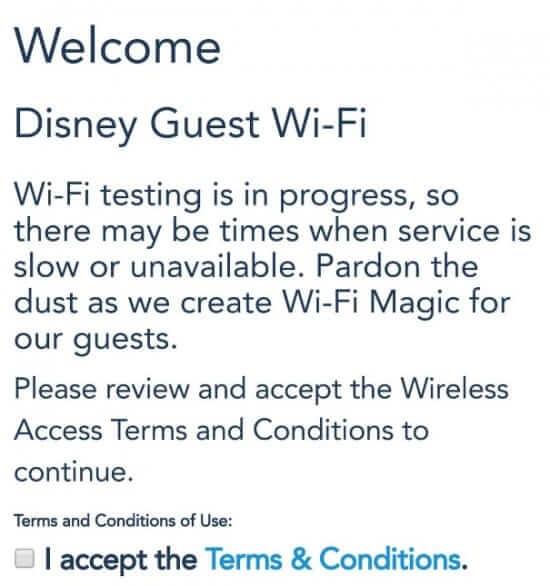 DisneylandWifi
