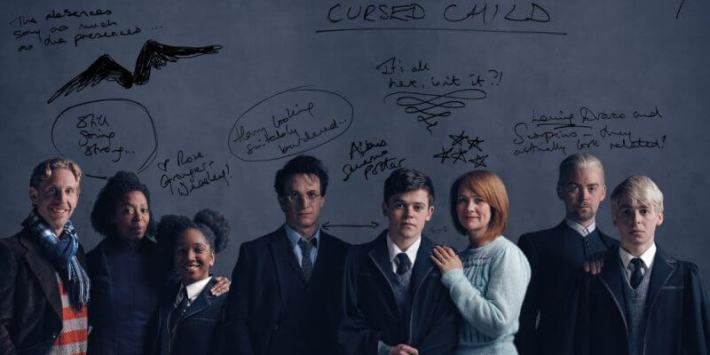 Image result for harry potter and the cursed child broadway