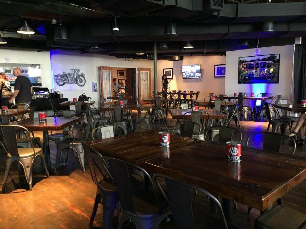 Ace Cafe Orlando Hours